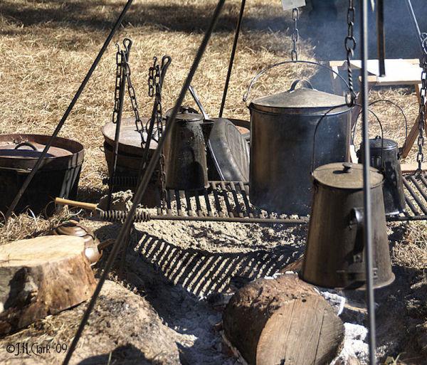 Those coals are HOT...