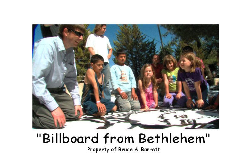 """Billboard from Bethlehem"""