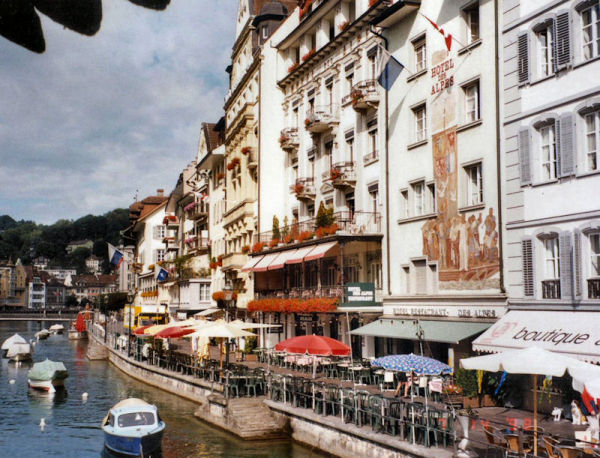Lucerne Waterfront