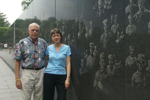 Susan & her Dad