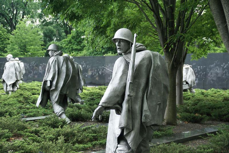 Korean War Memorial