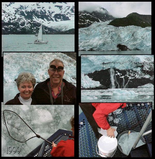More glacier photos...