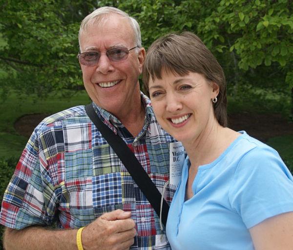 Dad & Daughter in Washington, DC