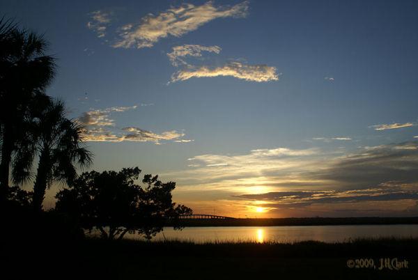 Another Georgia Sunset