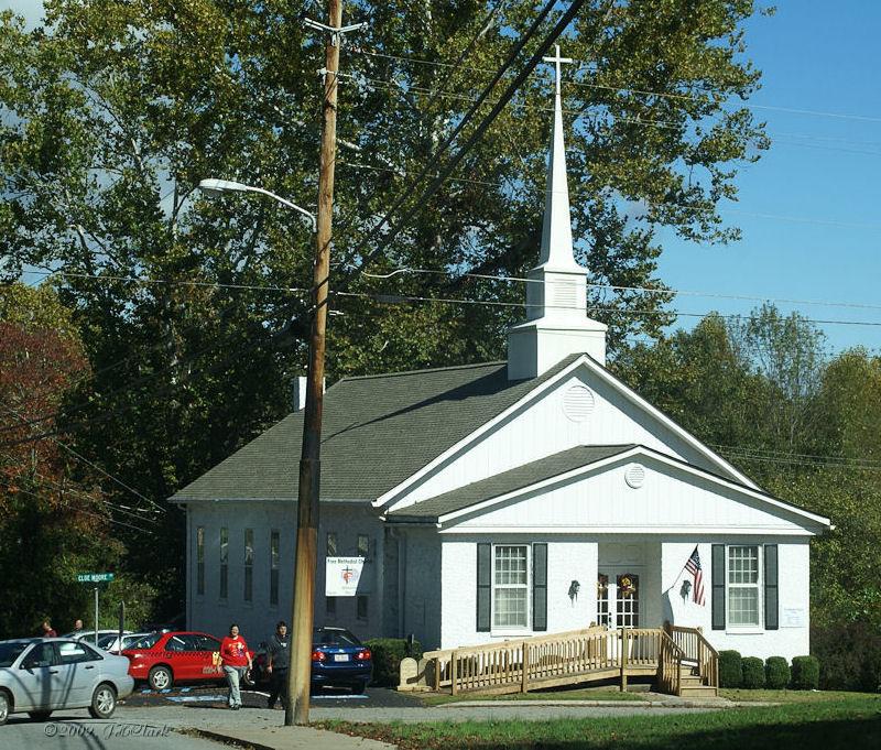 Free Methodist Church, Murphy, NC