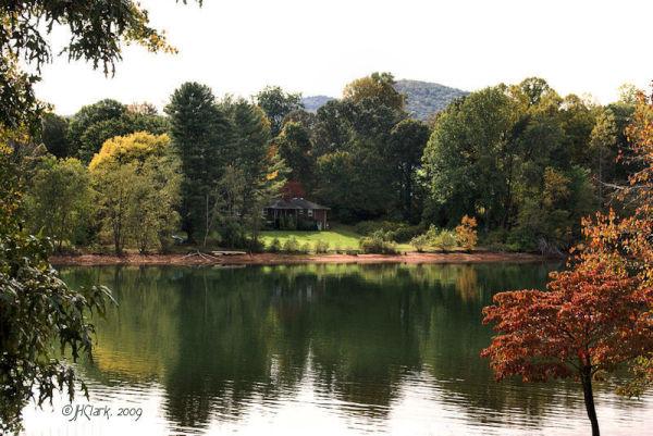 Pretty Georgia Lake