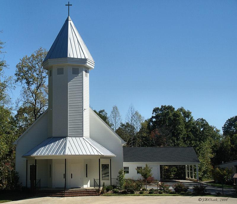 Wesley Chapel UMC Dahlonega, GA
