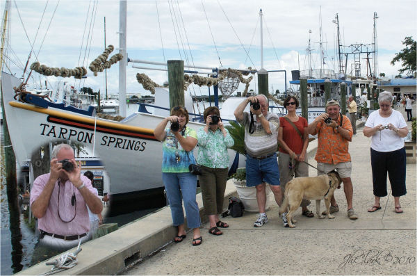 Am3-ers meet in Tarpon Springs, FL