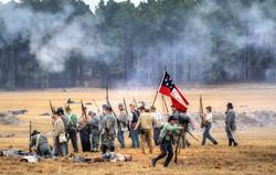 Southern volunteers...