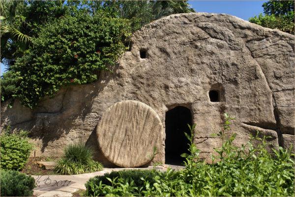 """""""He is risen . . ."""""""