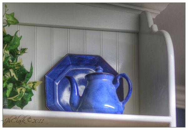 Kitchen shelf II of V