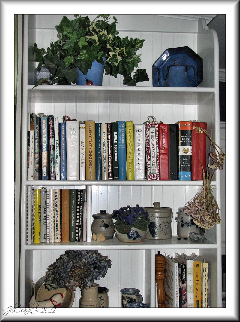 Kitchen shelf IV of V