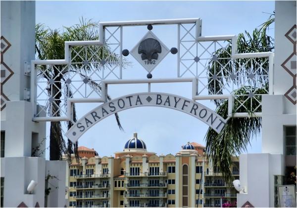 Sarasota's Bayfront...