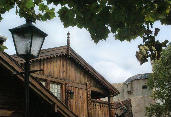 Norwegian rooftops...
