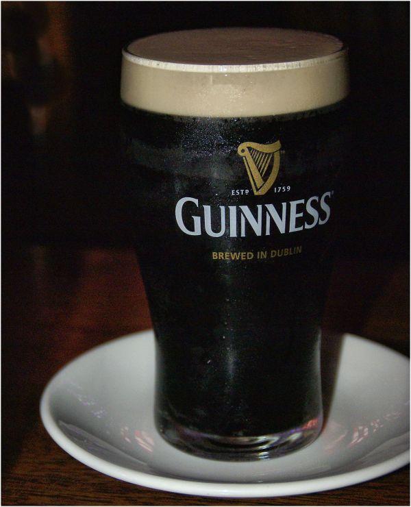 A shared glass...