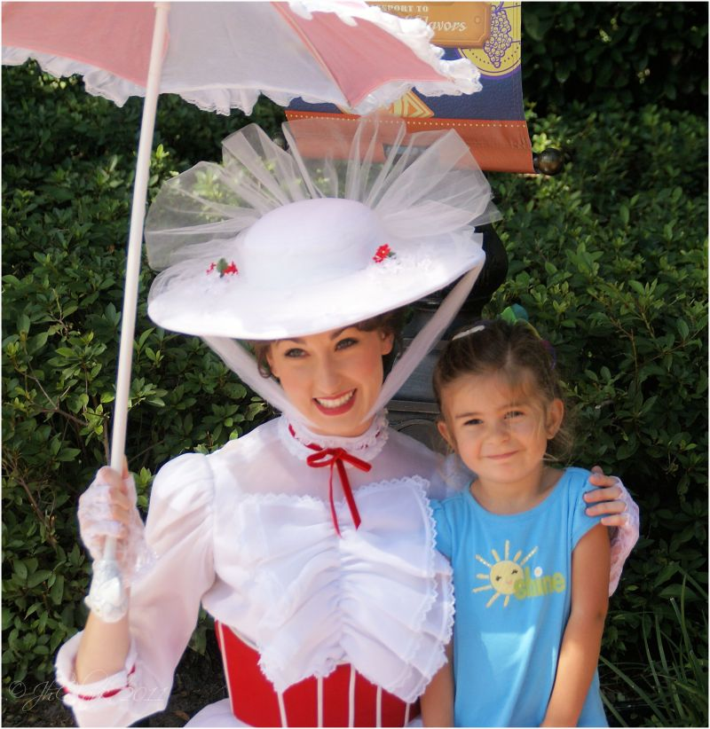 Meet Mary Poppins...