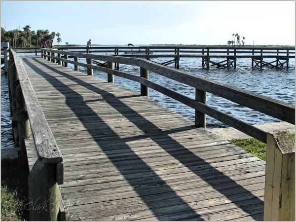 Bayport pier...
