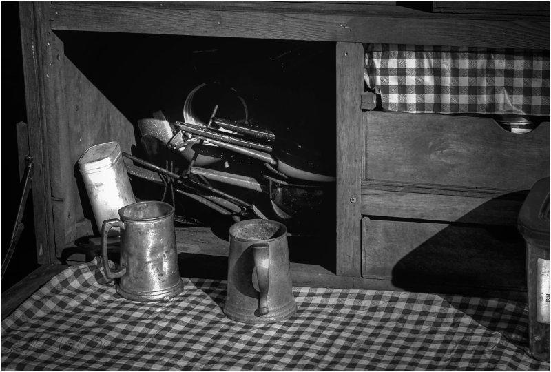 Camp kitchen ... 2 of 3