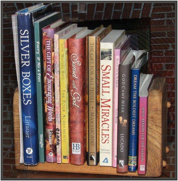 Coffee table books...