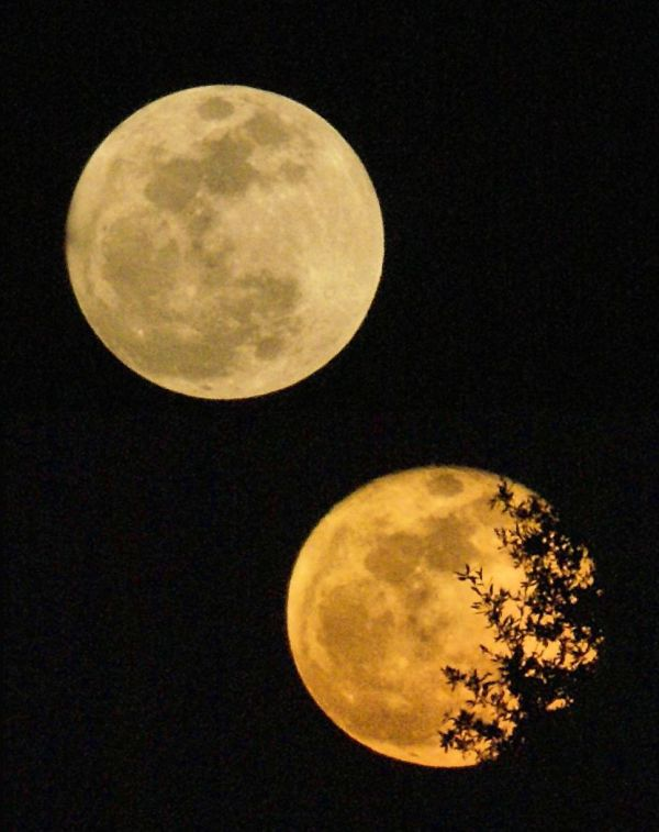 Super Moon...