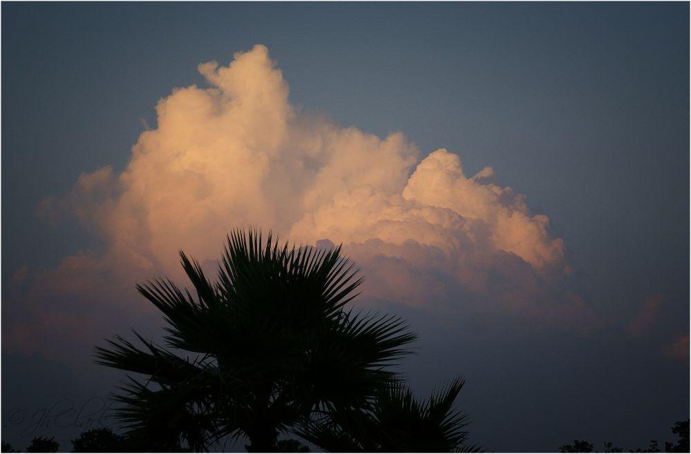 Southwest sky at dawn...