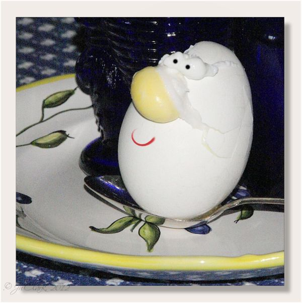 Silly Tuesday's Egg on face...