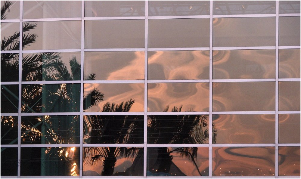 Reflections in Hollywood...