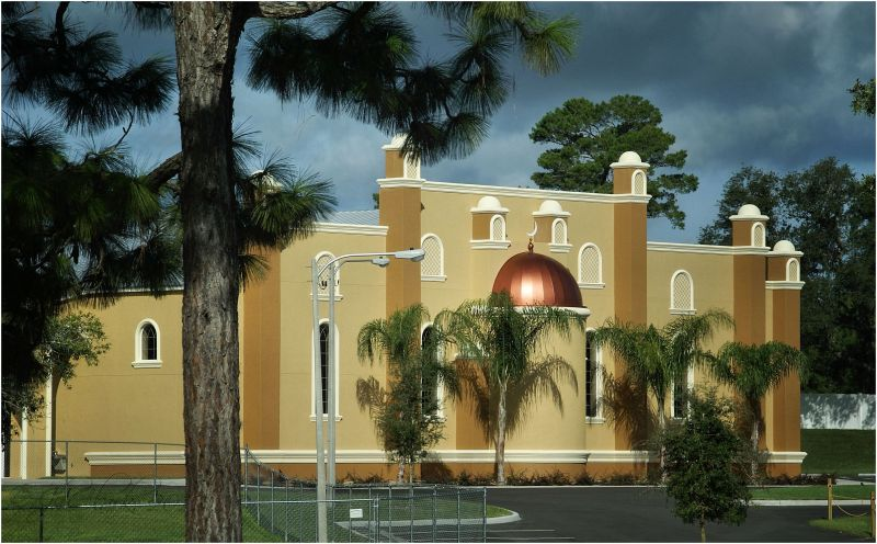 Mosque in Spring Hill, FL...
