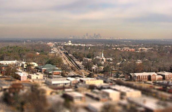 Landing in SW Atlanta...