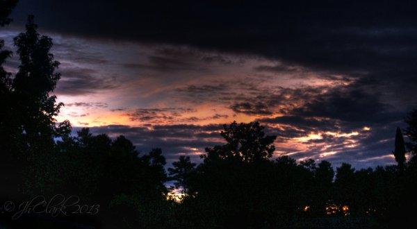 Comes the dawn...