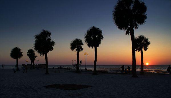 Pine Island, 8:11pm...