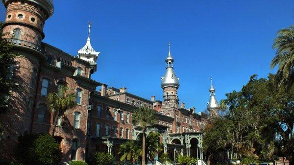 University of Tampa...