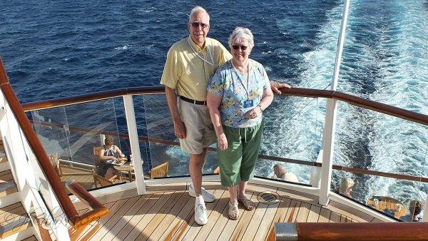 Proud Grandparents...