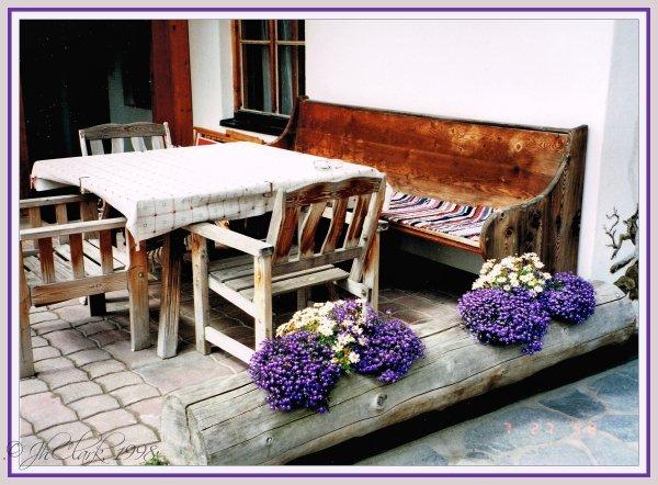 Tyrolean restaurant...