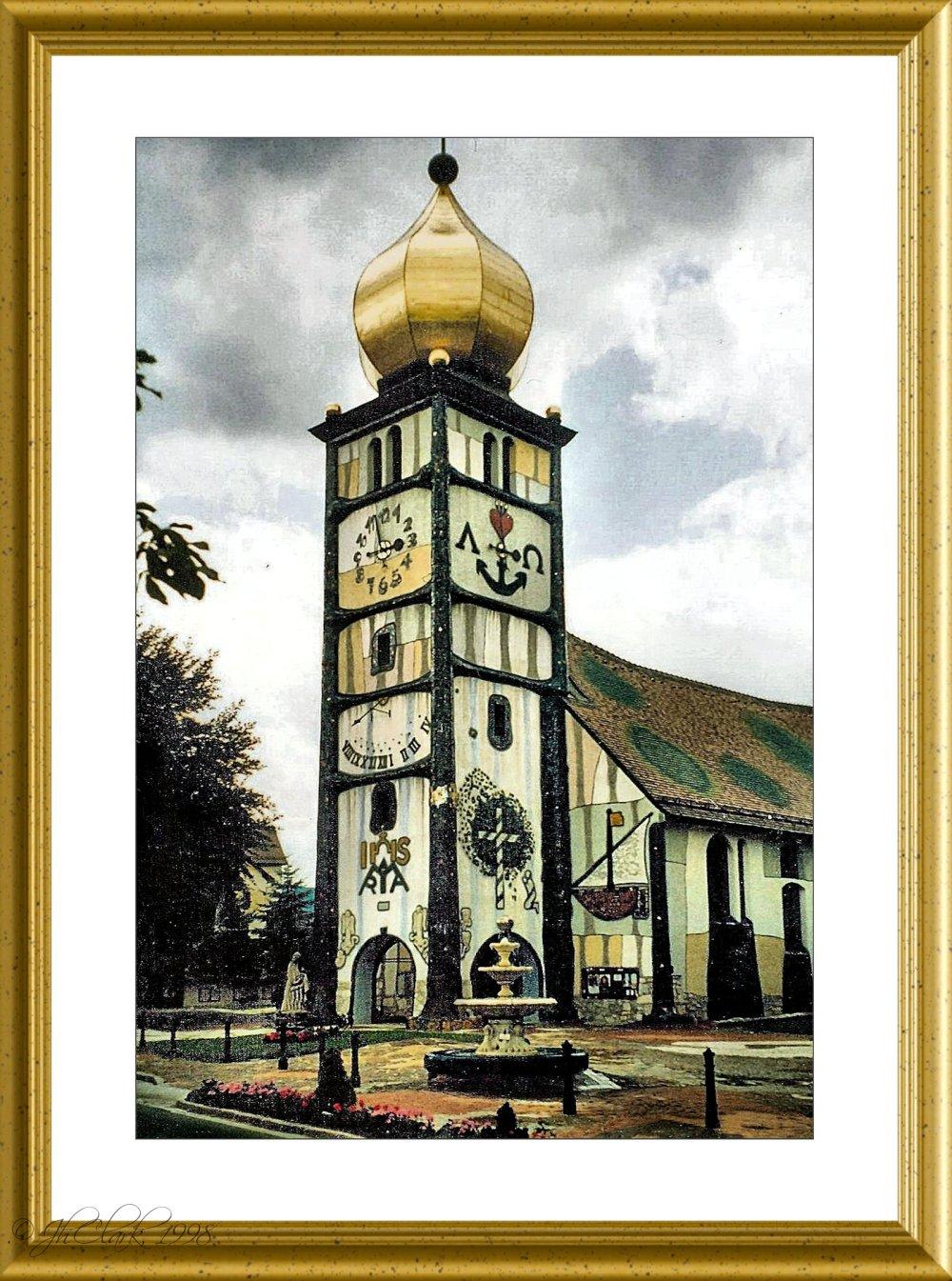 St. Barbara-Kirche...