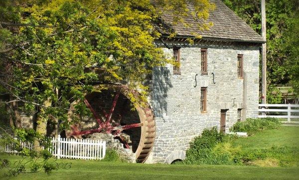Herr's Mill...