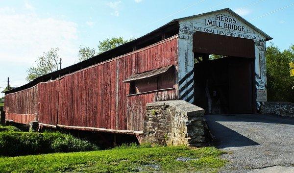 Herr's Mill Bridge...