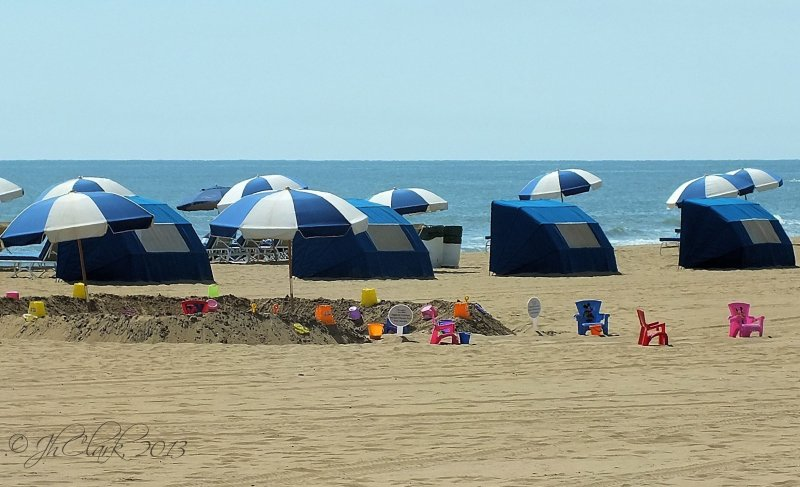 On Virginia Beach...