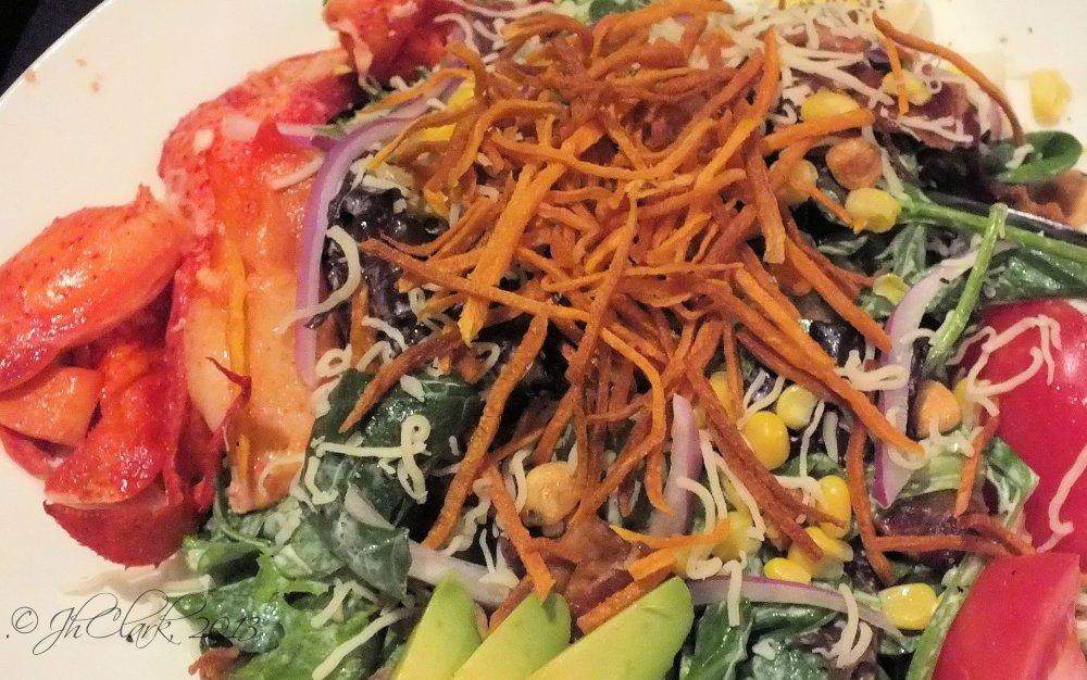 Lobster Cobb Salad...