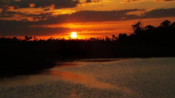 Jenkins Creek Sunset...