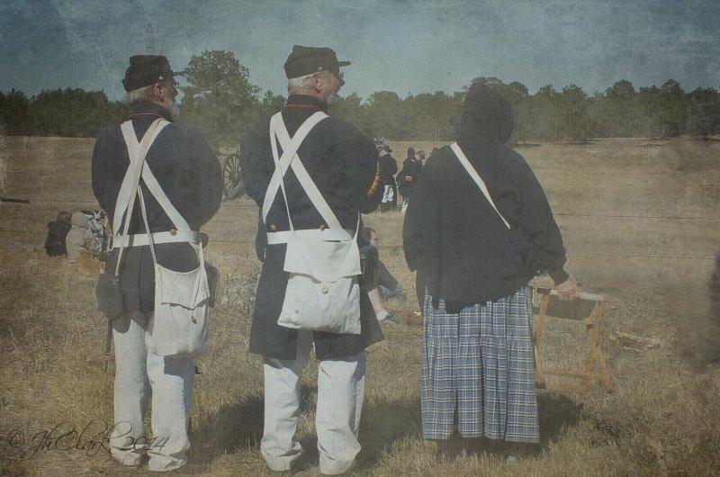 Canon & uniforms...