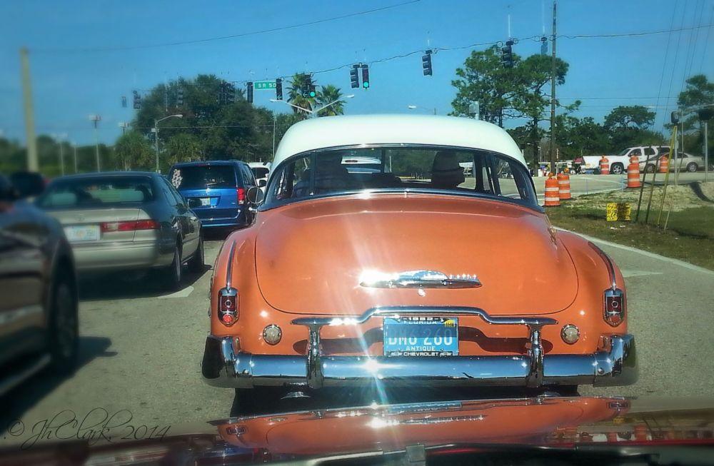 1952 Chevy..