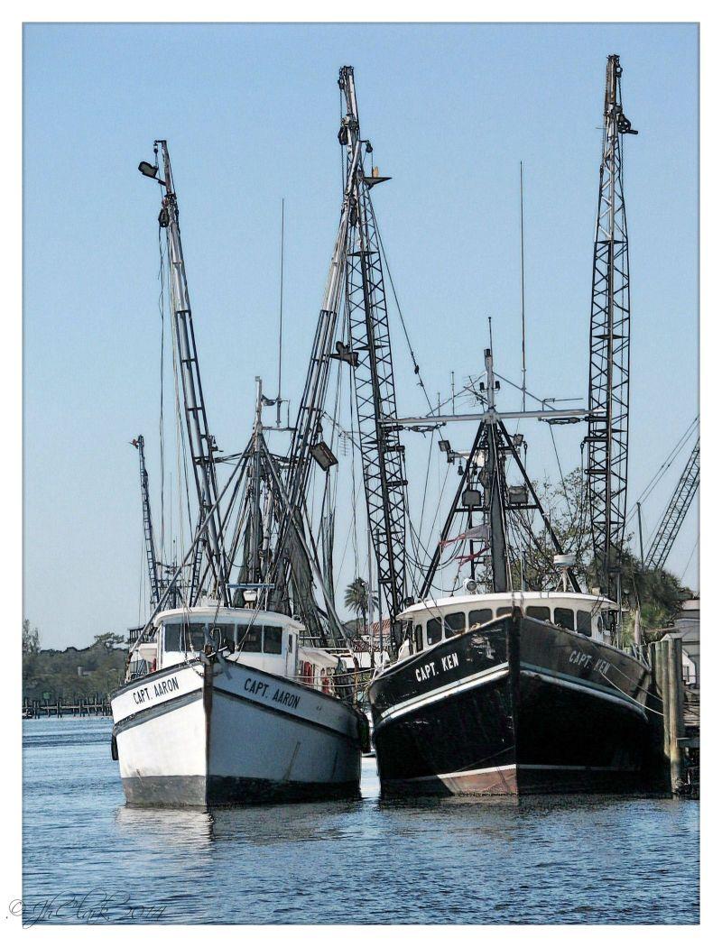 """""""Shrimp boats is a comin"""
