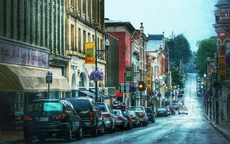 Downtown, Staunton, VA