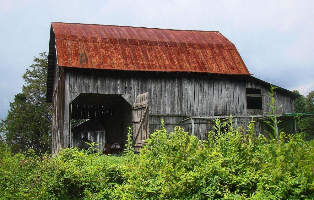 Hayter's Gap Barn 3/5
