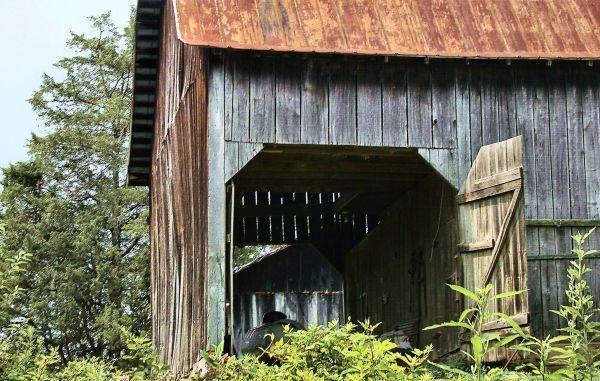 Hayter's Gap Barn 4/5