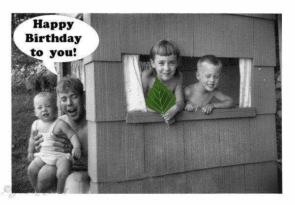 Happy Birthday, Curt!