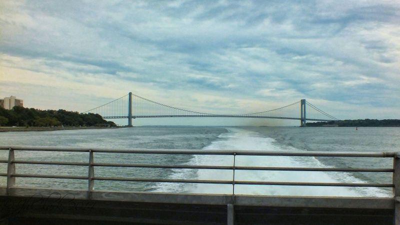 Verrazano Bridge..