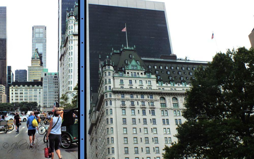 Plaza Hotel @ 5th & 59th Street...