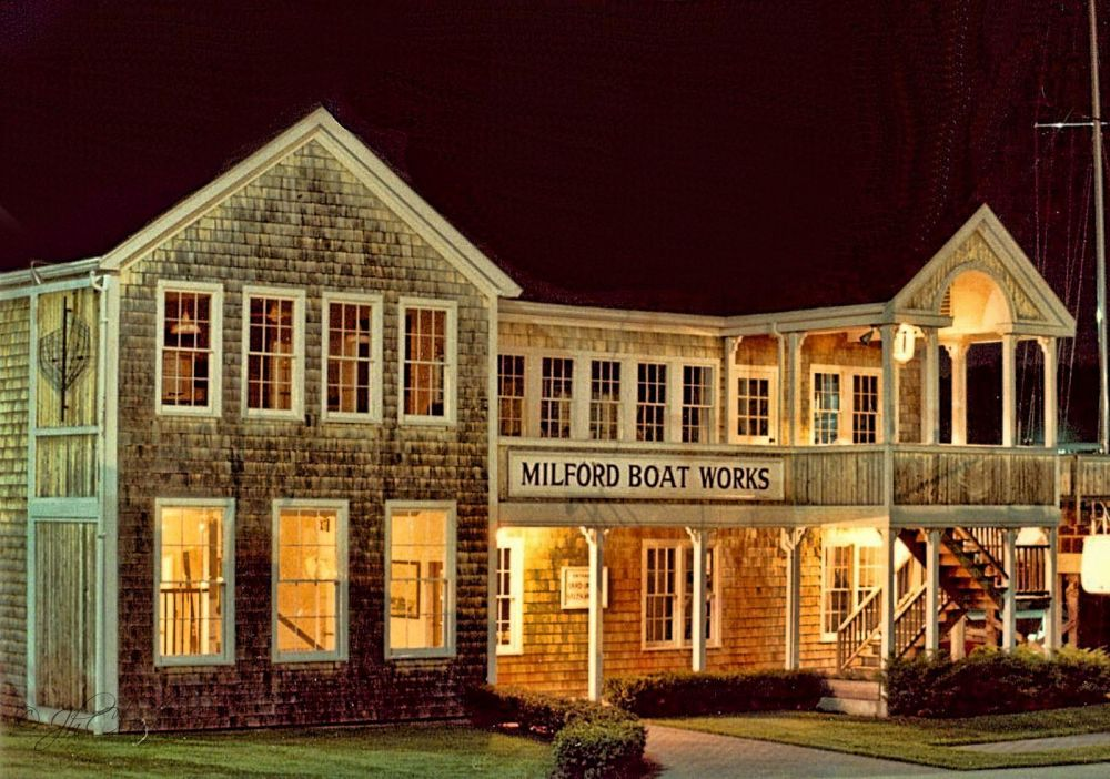 Milford Boat Works...
